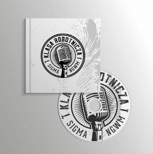 Płyta okładka Klasa Robotnicza Sigma NGWM