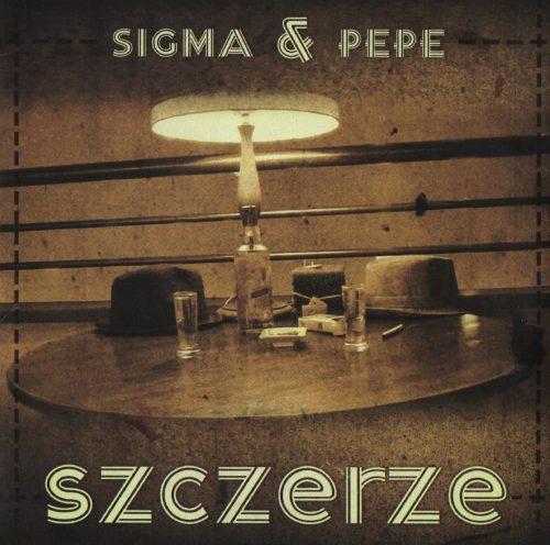 Sigma $ Pepe Szczerze Front